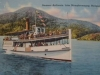 S. S. Anthemis - Steamer (1900-1954) - On Lake Mempremagog at Newport, Vermont