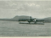 S. S. Anthemis - Steamer (1900-1954) - Passing Mount Elephant on Lake Memphremagog