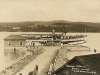 S. S. Anthemis - Steamer (1900-1954) - At Perkins Landing on Lake Memphremagog in 1910 (in memory of Francis Browley)