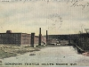 Dominion Textile Mill in 1909
