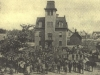 Town Hall and Market in 1891