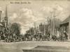 Auto Parade in Danville in 1922