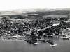 View of Magog around 1955