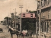 Main Street in Magog (around 1890)