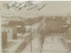 Rue Principale à Magog en 1905