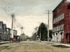 Main Street in Magog in 1908 (in memory of Mae and Rueben Styan)