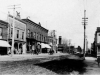 View of Main Street in Magog in 1914