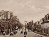 View of Main Street in Magog in 1915
