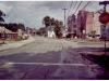 Merry south and Hatley Street in June 2000
