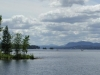 2000 (around) - Magog, lake Memphremagog (courtesy of René Caron)