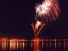 2000 (around) - Magog's Fireworks (courtesy of Edouard Gauvin)