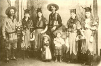 Buckskin Joe's Wild West Show of 1892