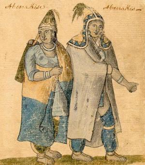 Abenakis (18ième siècle)