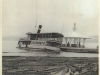 S. S. Anthemis - Steamer (1900-1954) - At Magog's Wharf, probably when it was decommisioned in 1954