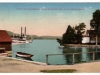 Lady of the Lake (1867-1917) in 1912, leaving Georgeville on Lake Memphremagog