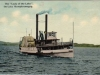 Lady of the Lake (1867-1917) - On Lake Memphremagog in 1913