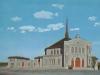 St-Jean Bosco's Church in 1959 on Sherbrooke street