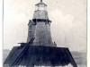 Lighthouse on Lake Memphremagog which was deactivated around 1906, it doesn't exist anymore