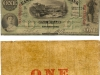 Bank note in 1809
