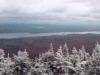 2000 (around) - Lake Memphremagog taken from Mont Orford