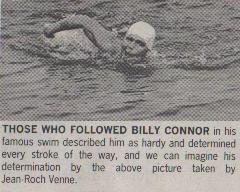 Bill Connor's determination