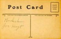 Buckskin Joe's postcard