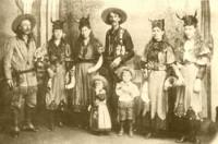 Buckskin Joe's Wild West Show of 1892